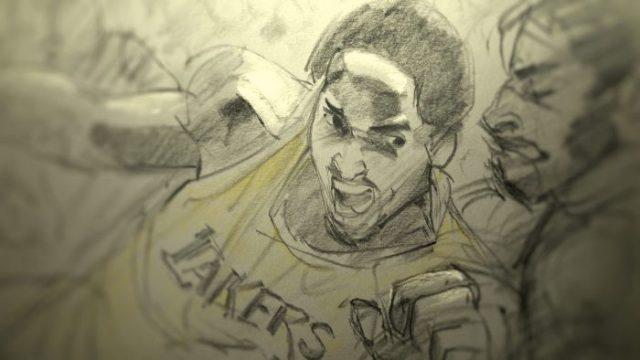 Corto Animación Dear Basketball El Palomitrón Oscar 2018