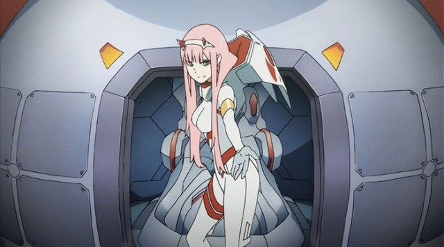 Crítica de Darling in the FRANXX 08