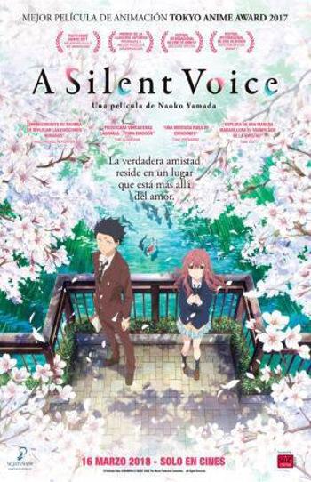 Festival Anime 2018 en el Palacio de la Prensa A Silent Voice - el palomitron