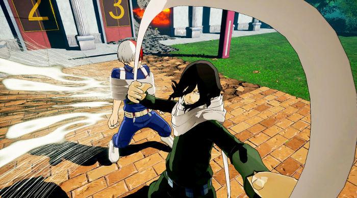Personajes de My Hero Academia One's Justice Aizawa galeria 3 - el palomitron