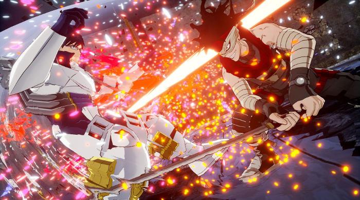 Personajes de My Hero Academia One's Justice Stain galeria 3 - el palomitron