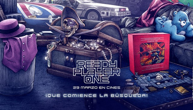 READY PLAYER ONE - EL PALOMITRÓN