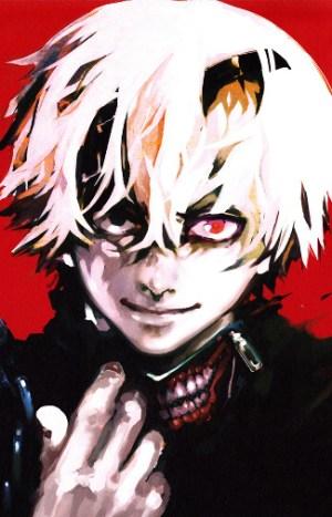 Reseña de Tokyo Ghoul re #1 Ken Kaneki color - el palomitron