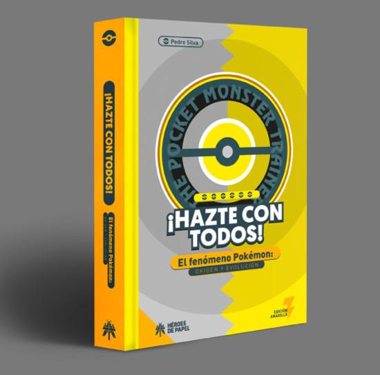 Sorteo ¡Hazte con todos! El fenómeno Pokémon Origen y evolución libro - el palomitron
