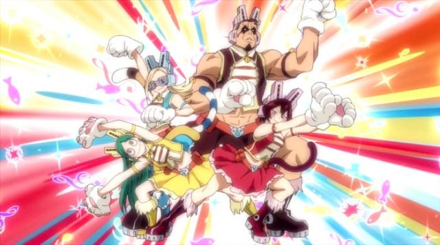 Crítica de Boku no Hero Academia 3x03 Pussycats - el palomitron