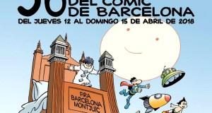 Horarios de las presentaciones del 36 Salón del Cómic Internacional de Barcelona destacada - el palomitron