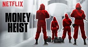 Money Heist - El Palomitrón