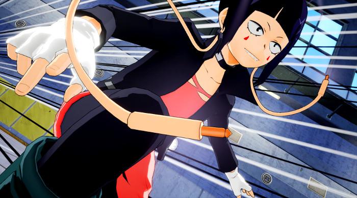 Personajes de My Hero Academia One's Justice Jiro 1 - el palomitron