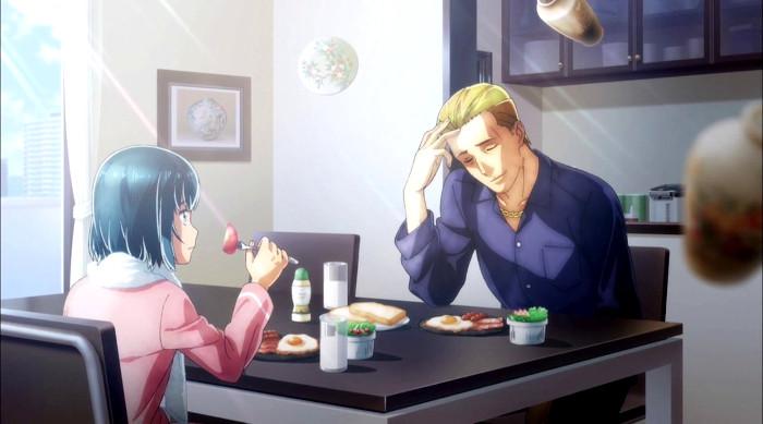 Primeras impresiones de Hinamatsuri protagonistas - el palomitron