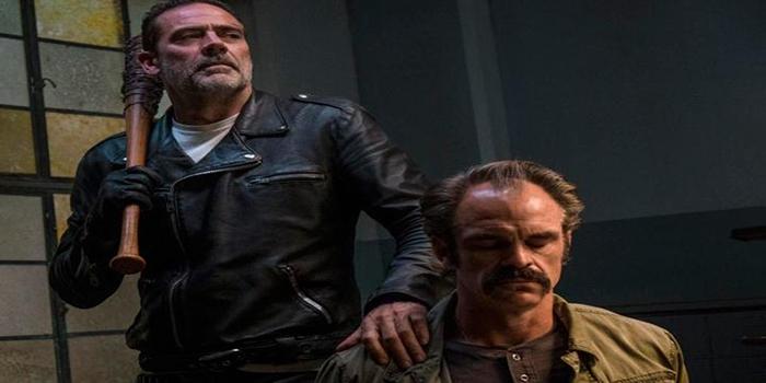 Negan y Simon destacada The Walking Dead El Palomitrón