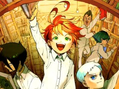 anime y novela de The Promised Neverland (Yakusoku no Neverland) destacada - el palomitron