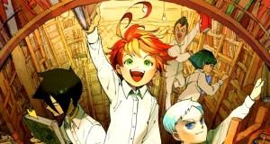 anime y novela de The Promised Neverland (Yakusoku no Neverland) destacada - el palomitron