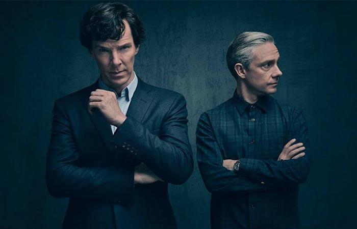 Holmes y Watson Sherlock Holmes para todos los gustos El Palomitrón