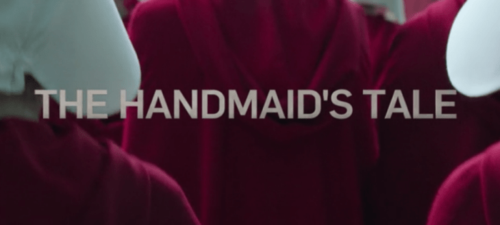 The Handmaid's Tale El Palomitrón
