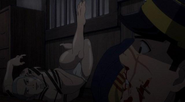 Crítica de Golden Kamuy 05 Shiraishi - el palomitron