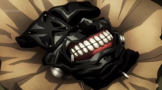Crítica de Tokyo Ghoul re 07 máscara - el palomitron
