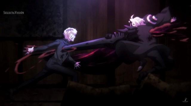 Crítica de Tokyo Ghoulre 06 Haise VS Takizawa - el palomitron