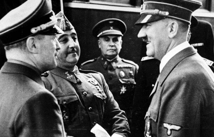 Las peliculas que vio Franco (Hitler) - El Palomitron