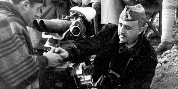 Las peliculas que vio Franco (Rodaje) - El Palomitron