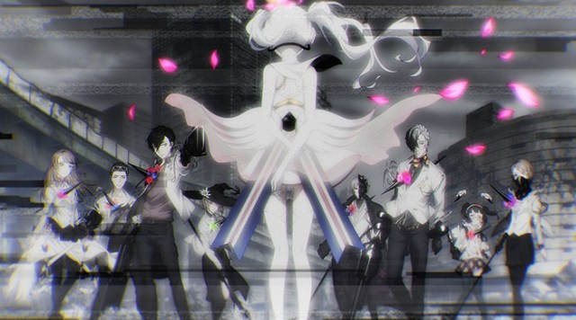 Recomendaciones anime primavera 2018 Caligula - El Palomitrón