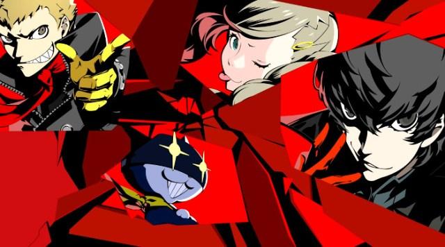 Recomendaciones anime primavera 2018 persona 5 the animation - el palomitron