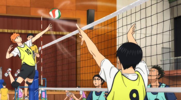 edición Blu-ray de la 2ª temporada de Haikyu!!, de Selecta Visión partido - el palomitron