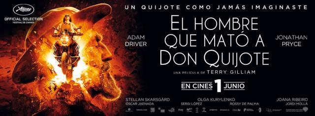 Concurso El hombre que mató a Don Quijote