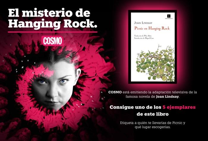 Sorteo Hanging Rock - El Palomitrón
