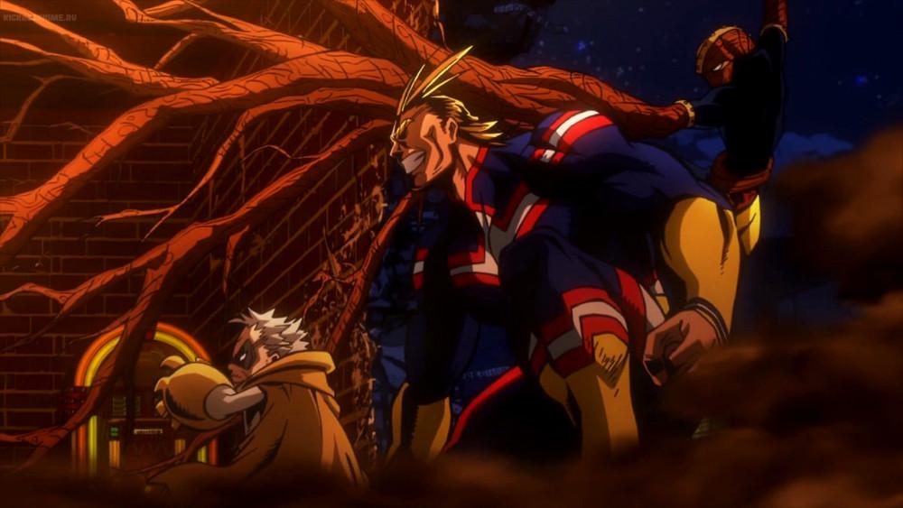 Crítica de Boku no Hero Academia 3x09 destacada - el palomitron