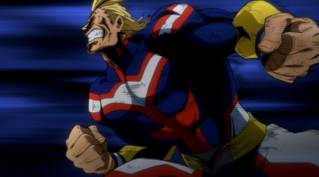 Crítica de Boku no Hero Academia 3x10 All Might - el palomitron