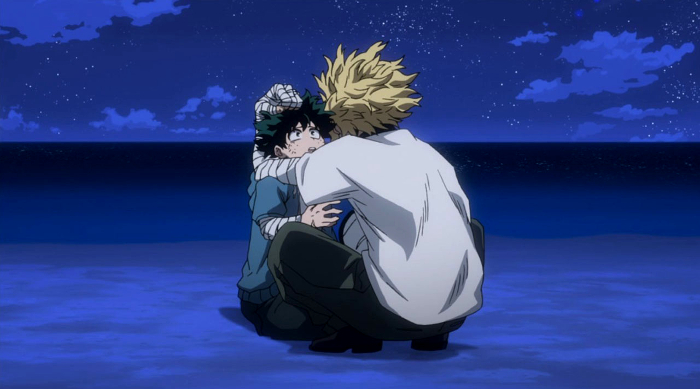 Crítica de Boku no Hero Academia 3x12 Deku All Might - el palomitron