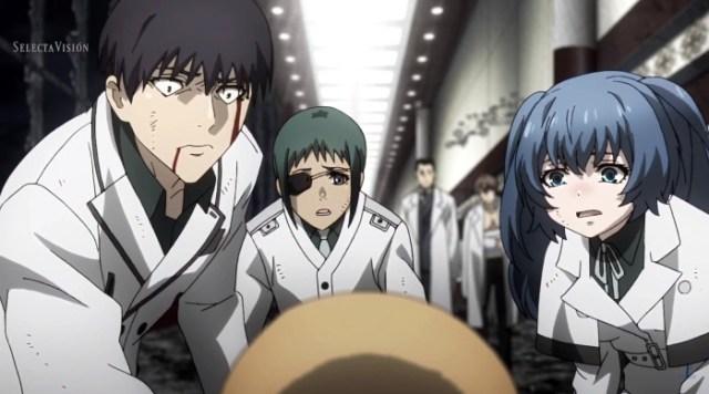 Crítica de Tokyo Ghoulre 12 muerte shirazu - el palomitron
