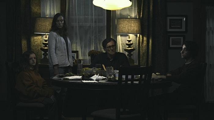 Hereditary familia - El Palomitron