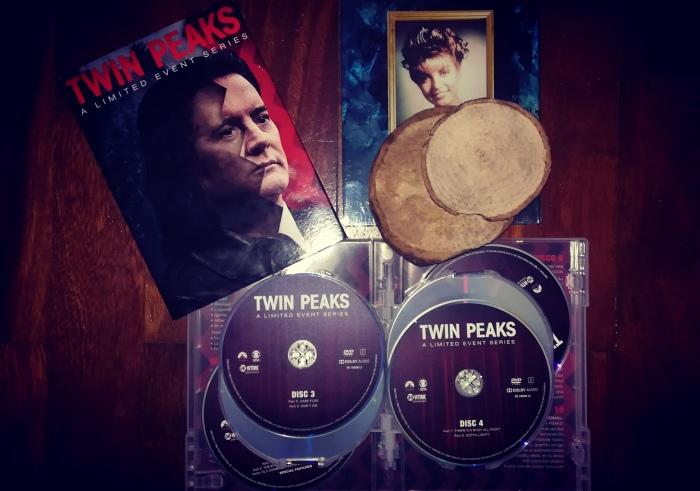 Twin Peaks Tercera temporada DVD El Palomitrón