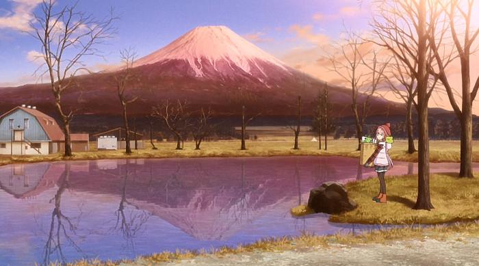 Laid-Back Camp y su efecto en Japón collage 1 - el palomitron