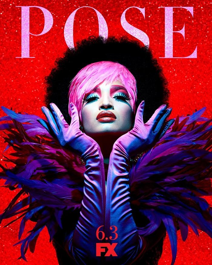 Pose poster - El Palomitron
