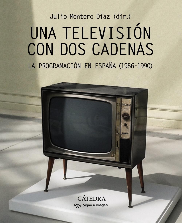Resultado de imagen de una television y dos cadenas