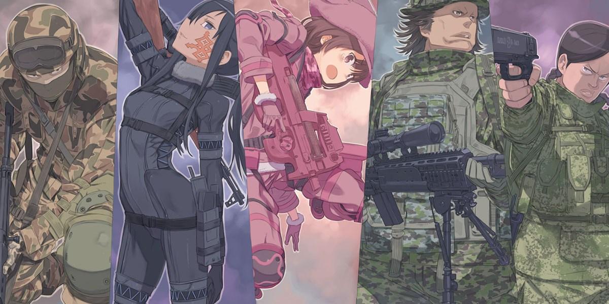 SAO Alternative Gun Gale Online y la distancia con Sword Art Online