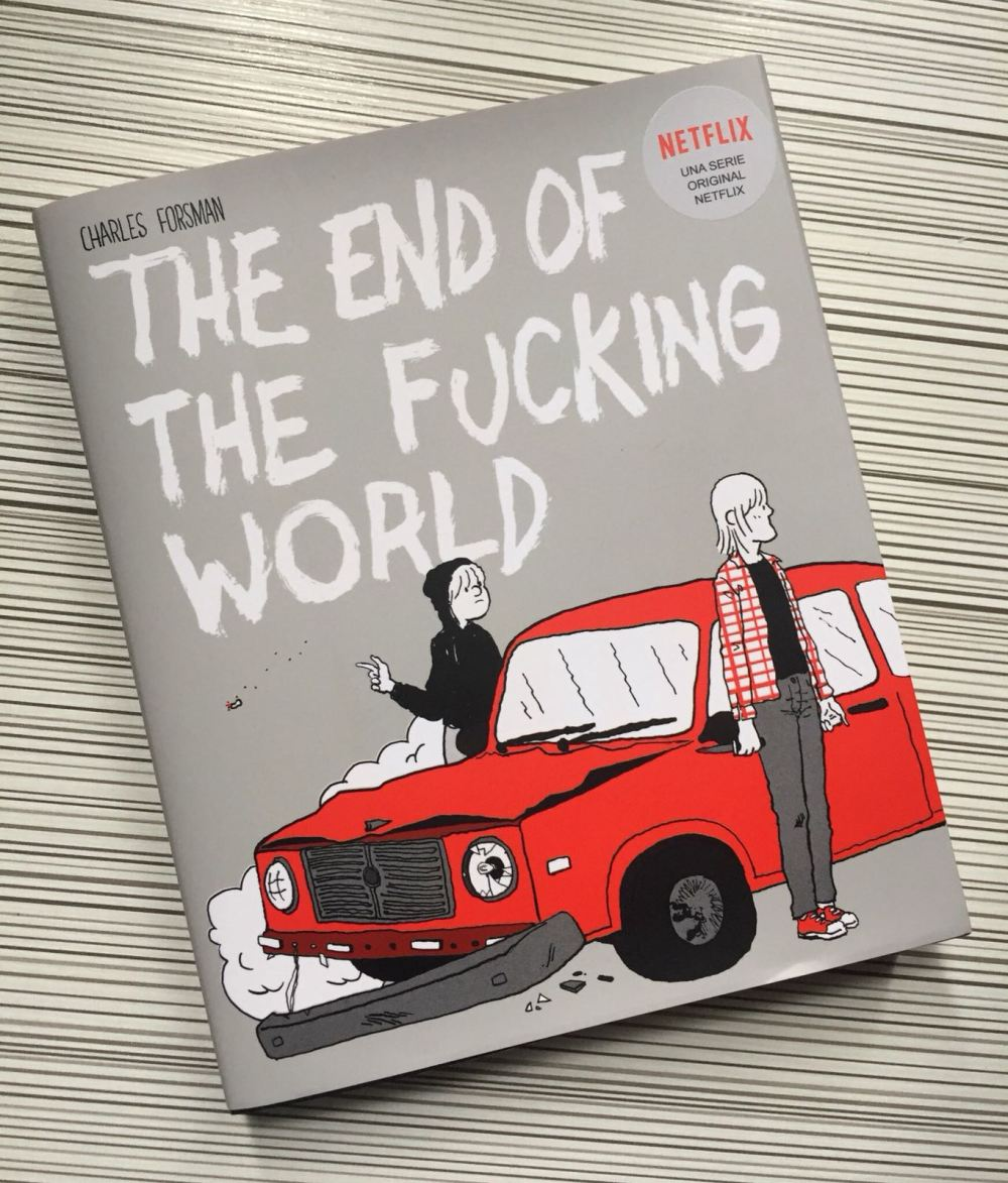 Comic The end of the fucking world - El Palomitrón