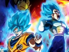Fecha de estreno y tráiler de Dragon Ball Super Broly destacada - el palomitron
