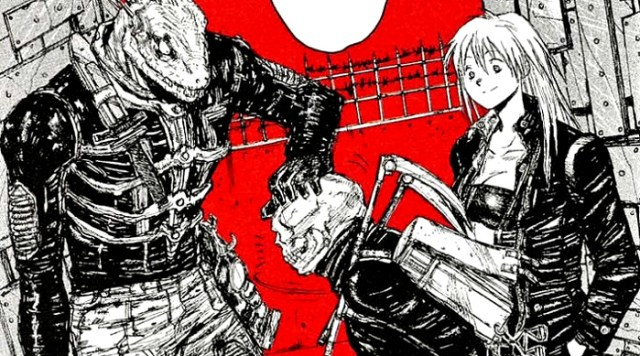 Reseña de Dorohedoro #1, de Q Hayashida principal - el palomitron