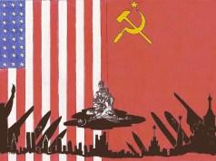 Rusia Estados Unidos - El Palomitron