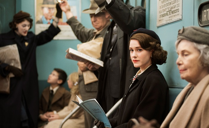 The marvelous Mrs. Maisel - El palomitrón