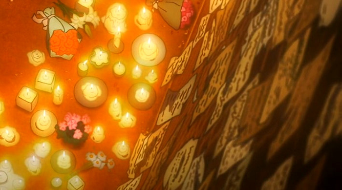Violet Evergaden 14 (episodio especial) Final 2 - el palomitron