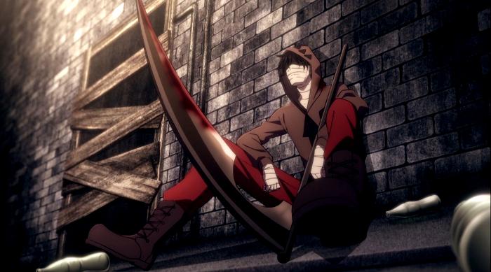 impresiones de Angels of Death (Satsuriku no Tenshi) Zack - el palomitron