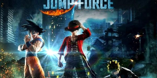 personajes de Jump Force destacada - el palomitron