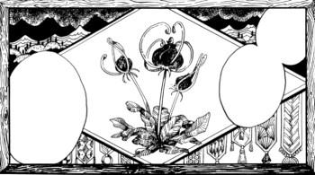 Atelier of Witch Hat #1, de Kamome Shirahama Flor mágica - el palomitron