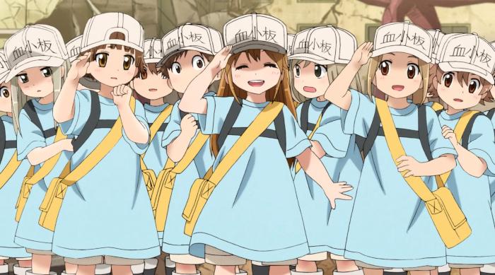 Recomendaciones anime verano 2018 cells at block - el palomitron