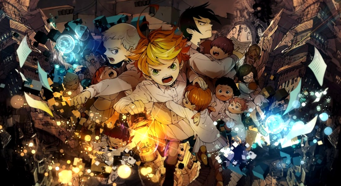 Reseña de The Promised Neverland #3 destacada - el palomitron