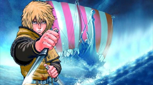 fecha de estreno del anime de Vinland Saga principal - el palomitron